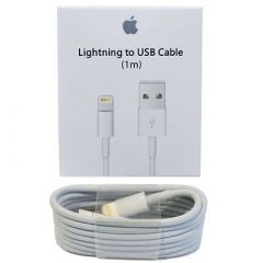 USB Charging Cable For All Apple Mobile Fast Charging & Data Transfer (Pack Of 1)