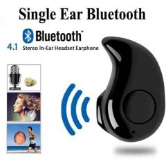 Single Ear Kaju Shaped Bluetooth Device With Noise Cancelling & Microphone (Pack Of 1)