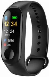 Smart Activity Fitness Tracker Band Monitor You Calories Consumption & Activity