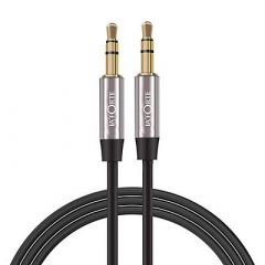 3.5 mm Male to Male Stereo Audio Aux Cable For Computer, Tablet, Mobile (Pack Of 1)