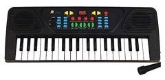 Melody Piano (32 Keys) With Dual Speakers, Recording And Mic For Kids (Pack Of 1)