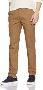Stylish Solid Cotton Trendy Trouser Perfect For Mens (Pack Of 1)