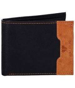 Martian Leather Wallet With 3 Size Pocket For Men (Pack Of 1)