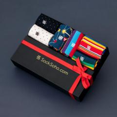Socksoho Luxury Gift Box For Men
