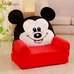 Fabric Empire Kids Version Sofa Cum Bed for Upto 3 Years Kids