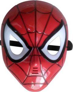 PTCMART Spiderman With led Light Mask For Kids (Multicolor, Pack of 1)