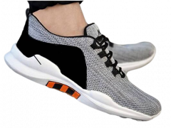 Stylish and Comfortable Mesh Casual Sports Shoes For Men's (Multi-Color) (Pack of 1)