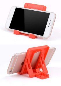 ZMO Adjustable 4 Steps Foldable Mobile Stand Holder (Pack of 1)