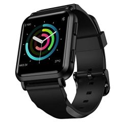 HarshitShop Noise Color Fit NAV Smart Watch with Built-in GPS and High-Resolution Full Touch Display