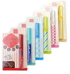 Homeoculture Simple Cute Design Pen Style Portable Student Scissors