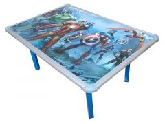 Kids Multipurpose, Heavy Duty Portable & Foldable Eating And Study Table For Your Child (Pack Of 1)