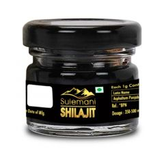 Hakeem Suleman Khan's Sulemani Shilajit