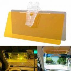 Hd Uv Anti Glare Universal Auto Car Flip Down Shield Sun Visor Day Night Vision Easy To Install And Remove