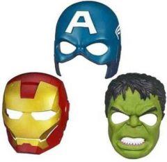 PTCMART Superhero Face Mask Party Mask(Pack of 3)