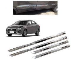 After Cars Maruti Suzuki Swift Dzire 2020 Car Steel Side Beading Set of 4