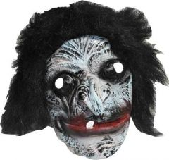 PTCMART Mask White 1 Teeth GHOST MASK HALLOWEEN SCARY Party Mask  (Multicolor, Pack of 1)