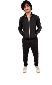 ADAAISTIC SPORTS Solid Polyester Blend Track Suit For Men's (Pack of 1)