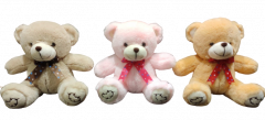 Shree Sai Durga Dhoom | Cute Teddy Bear Toys Best Gift For Toddlers and Kids | Lovely Huggable Teddy Bear for Anniversary, Birthday & Valentines Gift (Multi-color) (Pack of 1)