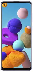 Samsung Galaxy A21s Smartphone (Blue, 6GB RAM, 64GB Storage) | Pack of 1