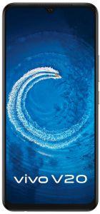 Vivo V20 Smartphone (Midnight Jazz, 8GB RAM, 128 GB) | Pack of 1