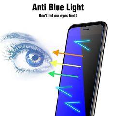 Anti Blueray Screen Protector Temper Glass for LG Velvet - Smartphone Mobile