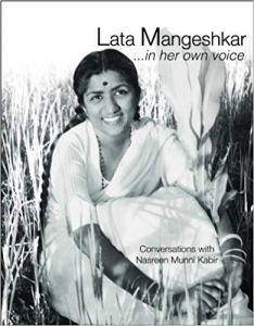 Lata Mangeshkar in Her Own Voice (Biography)