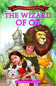 3-THE WIZARD OF OZ (IIC)