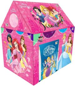 BalaJIColletions Jumbo Size Extremely Light Weight, Water Proof Kids Play Tent House for 10 Year Old Girls and Boys (Pack of 1) - (Princess)