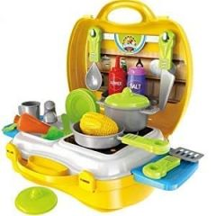 Attractive Dream Kitchen Set Cooking Pretend Play Toys For Kids