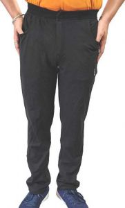 Livster Solid Men & Women Track Pants For Sports (Black)