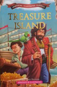 Treasure Island (Immortal Illustrated Classics)