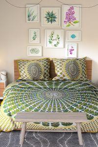 Jayram Textile | Jaipuri Bedsheet Is Made From Glace Cotton | Skin Friendly