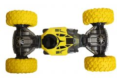 Double Sided Stunt RC Car One Key Deformation Vehicle Monster Rock Crawler Off-Road Truck For Kids