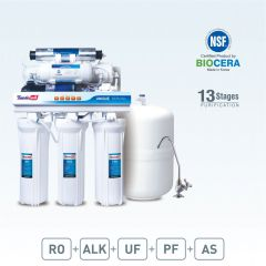 Unique Antioxidant Alkaline Under Sink RO
