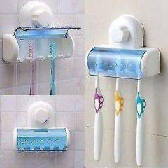 VRENTERPRISE Toothbrush Holder for Holding Brush (Pack of 1)