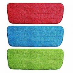 VRENTERPRISE Spray Mop Pad for Cleaning (Pack of 3)