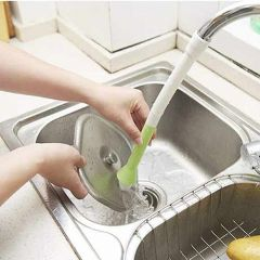 VRENTERPRISE Multi-Purpose Faucet Cleaning Brush Kitchen Essential (Pack of 1)