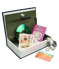 VRENTERPRISE Dictionary Shaped Cash/Money Jewellery Safe Storage Box (Pack of 1)