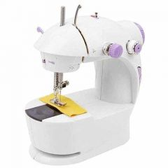 VRENTERPRISE Big Sewing Machine for Daily Need (White) (Pack of 1)