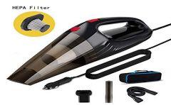 VRENTERPRISE Vc-111 Car Vacuum Cleaner More Powerful (Pack of 1)