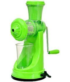 Combo of Multipurpose Fruit Juicer Vegetable Juicer Plastic Hand Juice Hand Blender Kitchenware (Pack of 2)