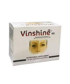 Vinshine Skin Lightening Kit For Women (Pack Of 1)