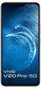 Vivo V20 Pro 5G (8GB RAM, 128GB Storage), 44+8 MP Front Camera