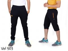 Men's Comfortable & Fashionable Polyester Lower Combo-Multi-Color