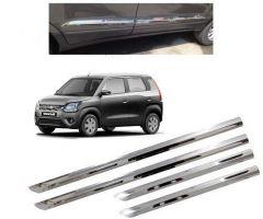 After Cars Maruti Suzuki Wagon R 2020 Car Steel Side Beading Set of 4