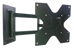 Universal Swivel Type Movable Wall/Corner Mount Bracket/Stand for TVs up to 32 inches