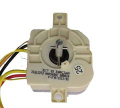 100% Original 15 Minutes Wash Timer Compatible with LG 4 Wire Semi-Automatic Washing Machine