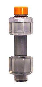 BPA Plastic Dumbbell Designe Gym Water Bottle (Size:-750 ml)