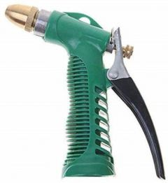 This High-Pressure Water Gun Is An Ideal For Car Vehicle Cleaning, Gardening Spray, etc.