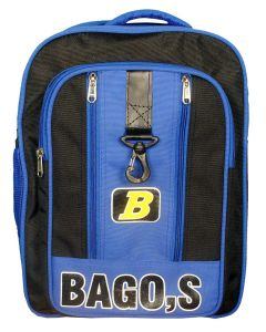 BAGOS Casual College, School and Travel Waterproof Backpack Bag For Multipurpose Use (Pack of 1)